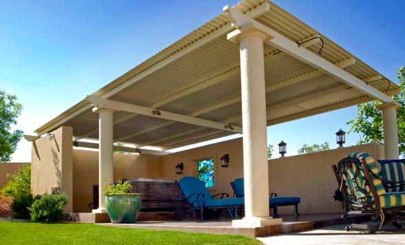 Alumashade DIY Adjustable Patio Cover
