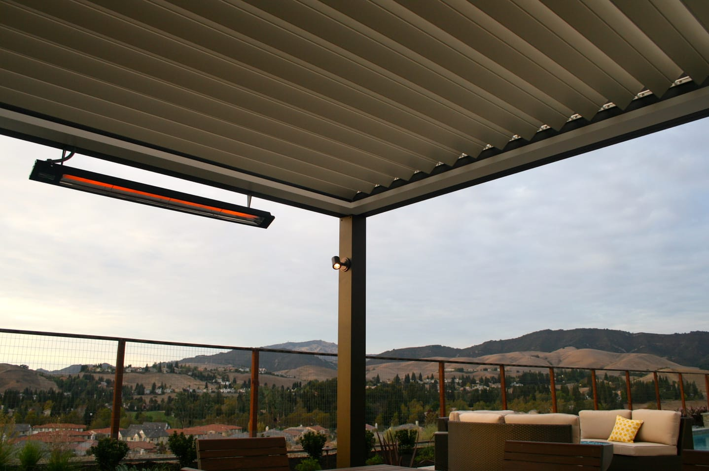 Alumashade DIY Adjustable Patio Cover